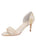 Womens Ivory Romance Cappy d'Orsay Sandal