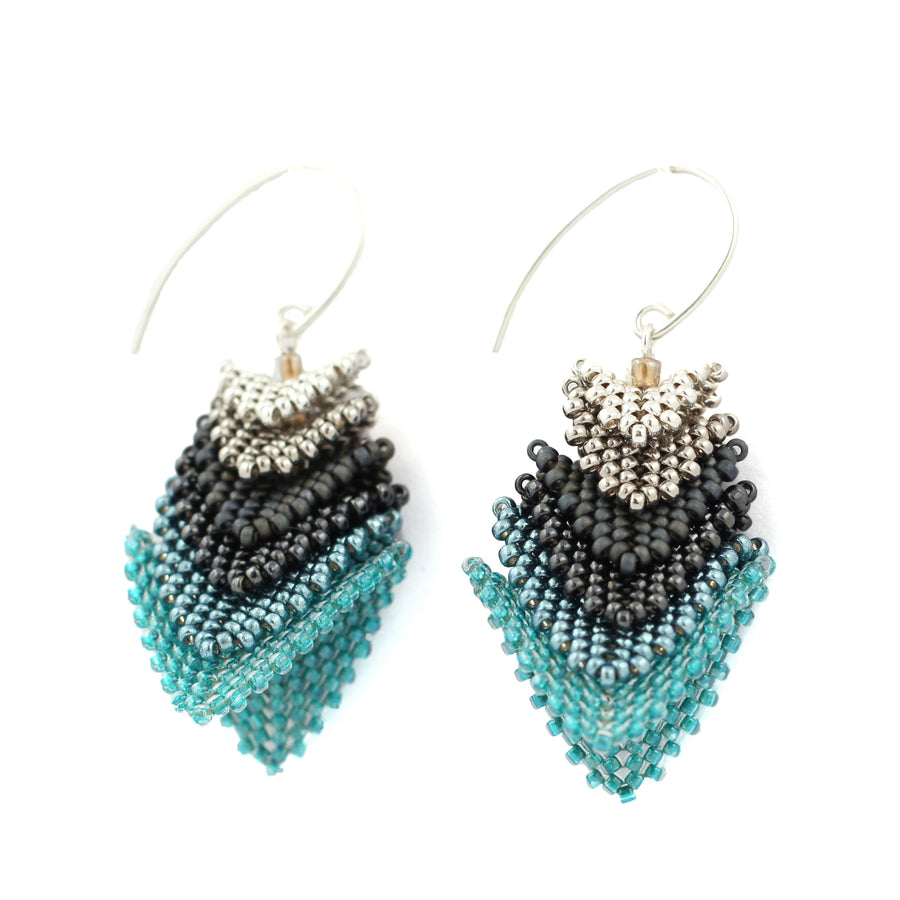 Thousand Hills Earrings in Turquoise
