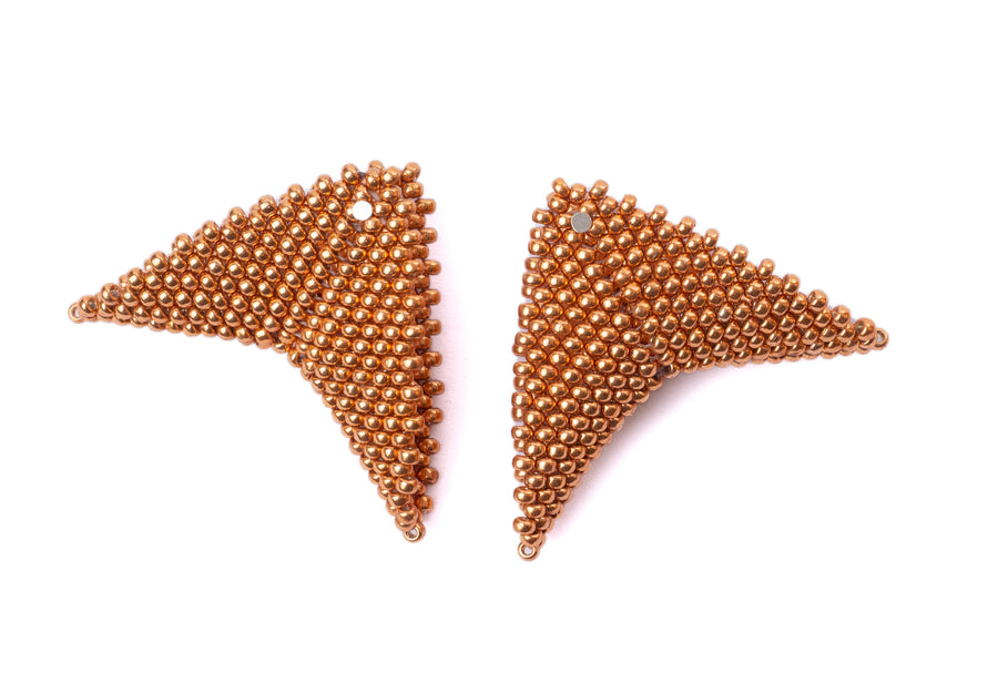 Grace Earrings in Muscat (Classic Collection)