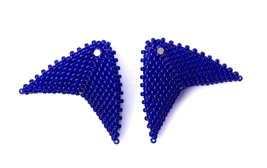 Grace Earrings in Ultramarine (Classic Collection)
