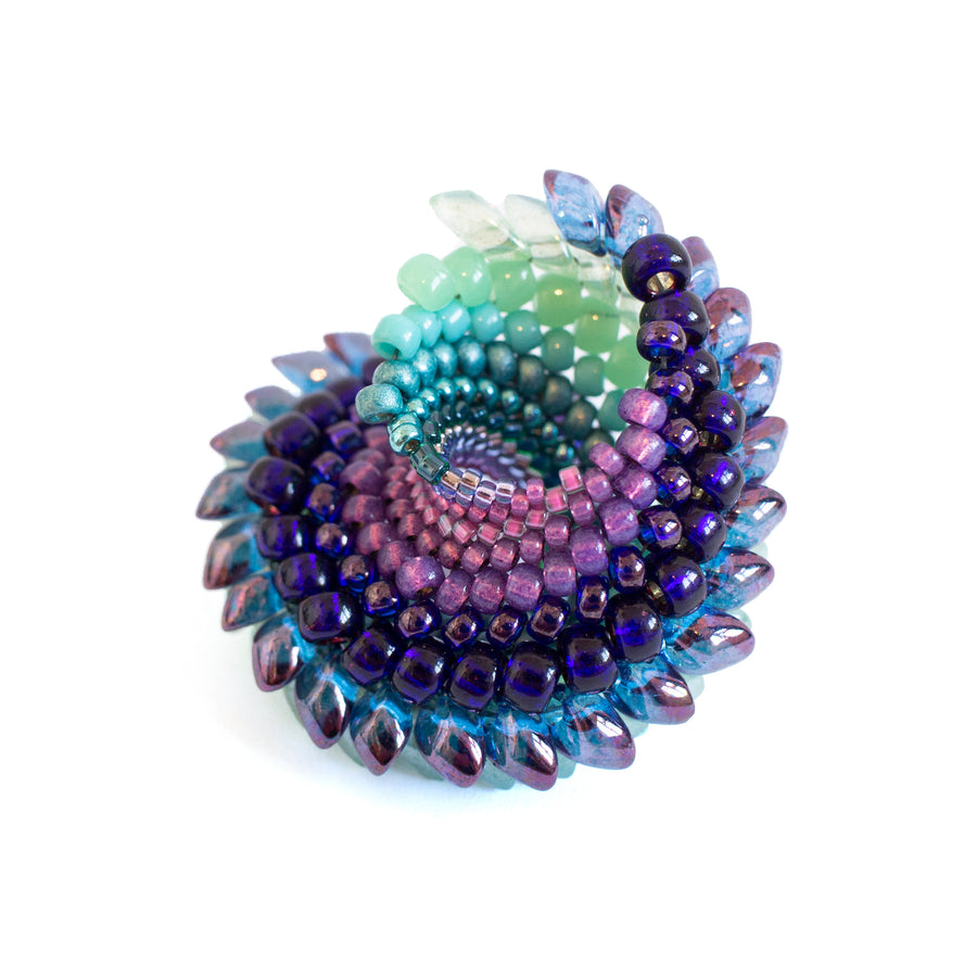 To Have And To Hold in Turquoise and Purple