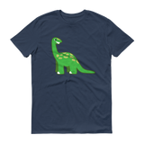 Frank the Dino Adult T-Shirt