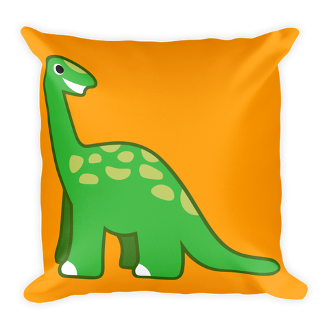 Frank the Dino Pillow