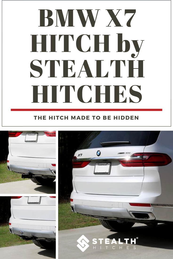 Stealth Hitches - The Hitch Made to be Hidden - Premium Hidden Hitches