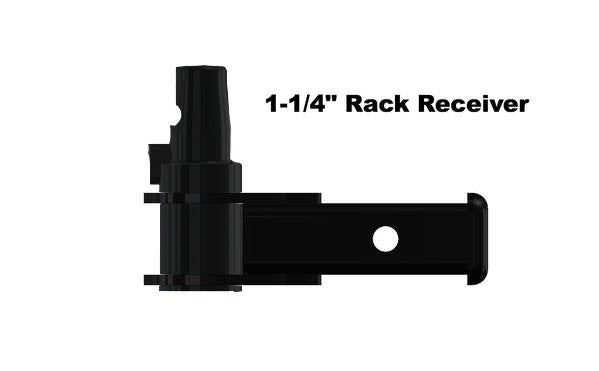 "Rack Receiver Hitch (1-1/4"")"