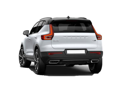 Volvo XC40 Hitch (1st Gen) | 2018 - Present | by Stealth Hitches | Tailored Volvo XC40 trailer hitch