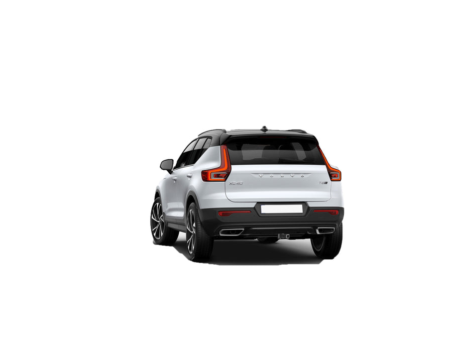 Volvo XC40 Hitch (1st Gen) 2018 - Present - Stealth Hitches - Tailored Volvo XC40 trailer hitch