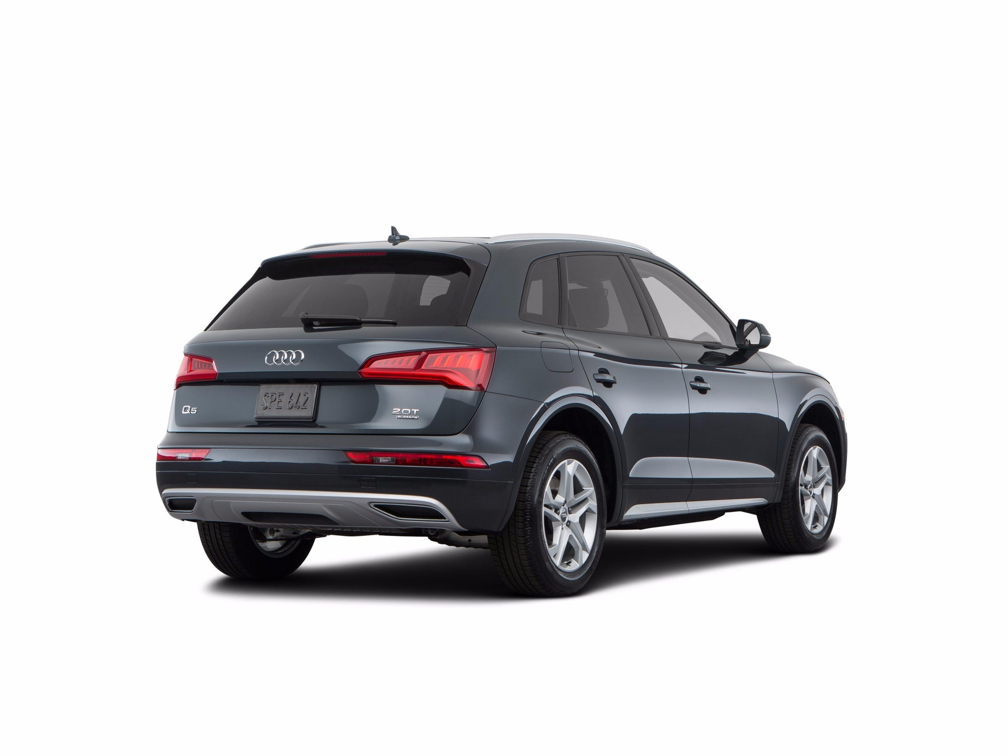 Audi Q5/SQ5 - 2018 - Present - Stealth Hitches - The Hitch Made to