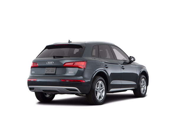 Audi Q5 Hitch Made To Be Hidden Increase Tow Capacity