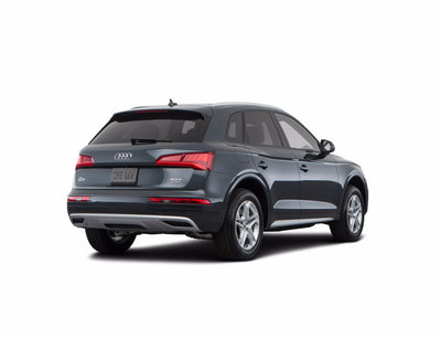 Audi Q5/SQ5 - 2009 - 2017 - Stealth Hitches - trailer hitch for Audi Q5/SQ5