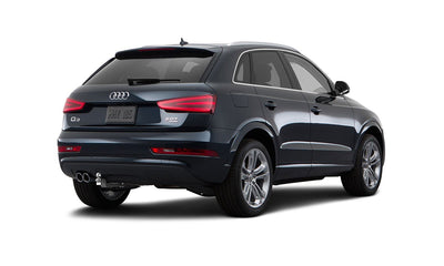 Audi Q3 Hitch 2015 - Present - Stealth's Hidden Hitch
