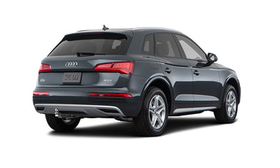 Audi Q5/SQ5 trailer hitch for Model 2018 - Present | by Stealth Hitches
