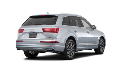 Audi Q7 Hitch (Type 4M) Gen2 - 2016 - Present | by Stealth Hitches