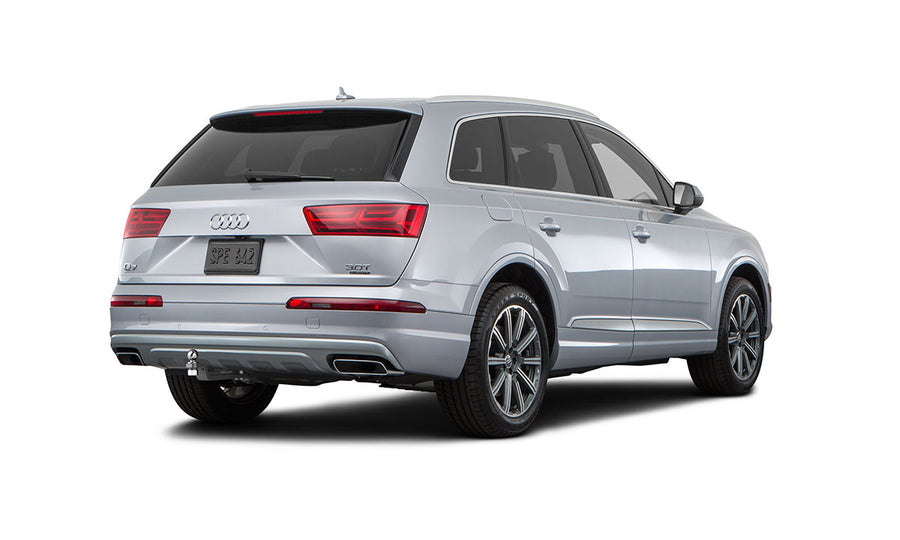 Audi Q7 Hitch (Type 4M) Gen2 - 2016 - Present - Stealth Hitches - Tailored trailer hitch for Audi Q7