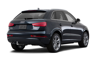 Rack to Tow Conversion Package for Audi Q3
