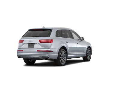 Audi Q7 Hitch |  for Model (Type 4M) Gen2 - 2016 - Present | by Stealth Hitches - Tailored trailer hitch for Audi Q7