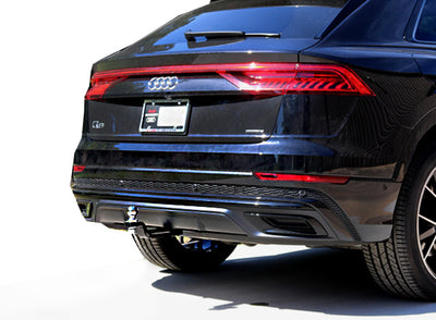 Audi Q8 Hitch | by Stealth Hitches