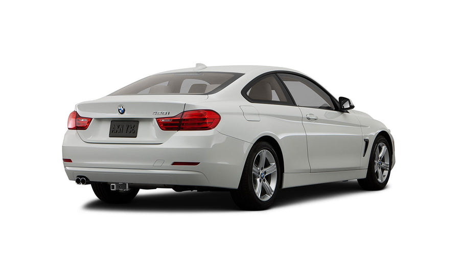 BMW 2 Series Hitch for Coupe/Conv. (F22) 2012 - Present by Stealth Hitches
