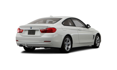 BMW 4 Series Coupe/Conv. (F32) 2012 - Present - Stealth Hitches - The Hitch Made to be Hidden