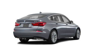 BMW 5 Series Hitch for Sedan/Wagon (F10/F11) 2010 - Present - Stealth Hitches