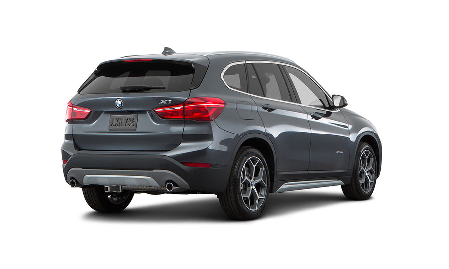 BMW X1 (E84) 2012 - 2015 - Stealth Hitches - The Hitch Made to be Hidden