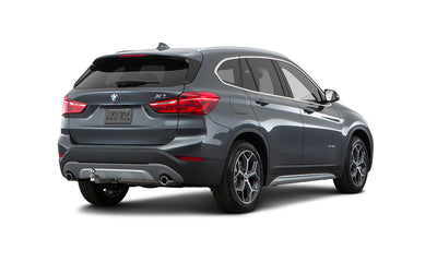 BMW X1 Hitch | for Model (F48) 2016 - Present | by Stealth Hitches | Tailored BMW X1 Trailer Hitch