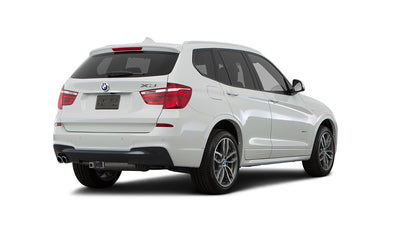 Tow Hitch for BMW X4 | for Model (F26) | and Year 2015-2018 | by Stealth Hitches