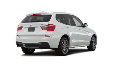 BMW X4 (F26) 2015-2018 - Stealth Hitches - The Hitch Made to be Hidden