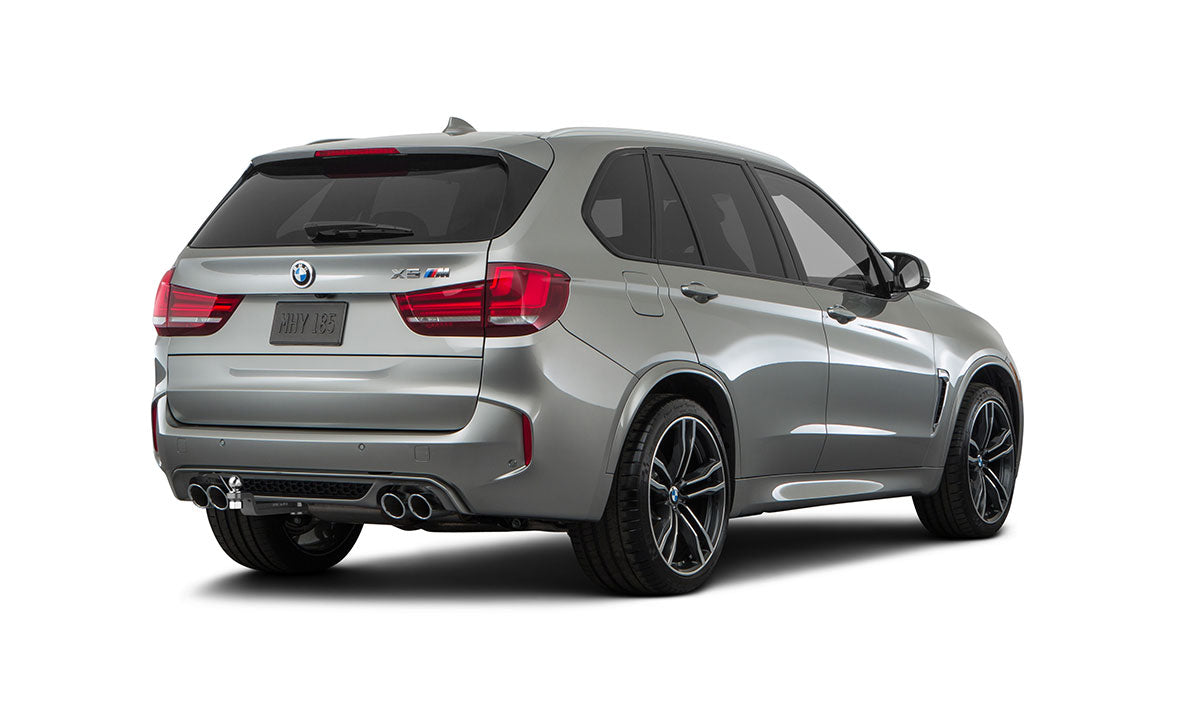 Bmw X5 Hitch Made To Be Hidden Increase Tow Capacity