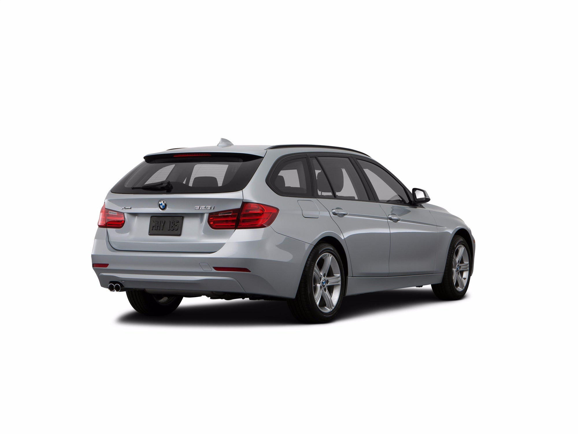 BMW 3 Series Hitch Convertible (E93) 2007 - 2012 - Stealth Hitches -  Tailored