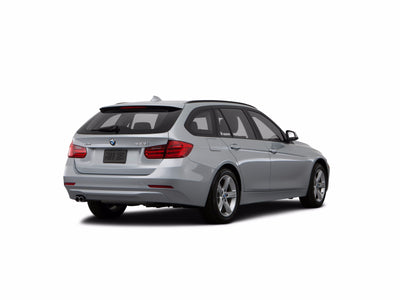 BMW 3 Series Hitch for Sedan Diesel (E90) 2007 - 2011 - Stealth Hitches - Tailored trailer hitch for BMW 3 Series