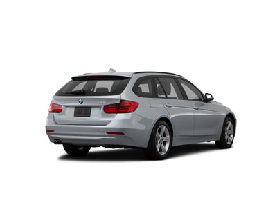 BMW 3 Series Hitch for Sedan, Wagon (F30/31) 2012 - Present - Stealth Hitches
