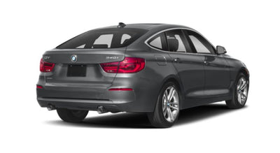 BMW 3 Series Hitch | Tailor made trailer hitch for BMW 3 Series GT | by Stealth Hitches