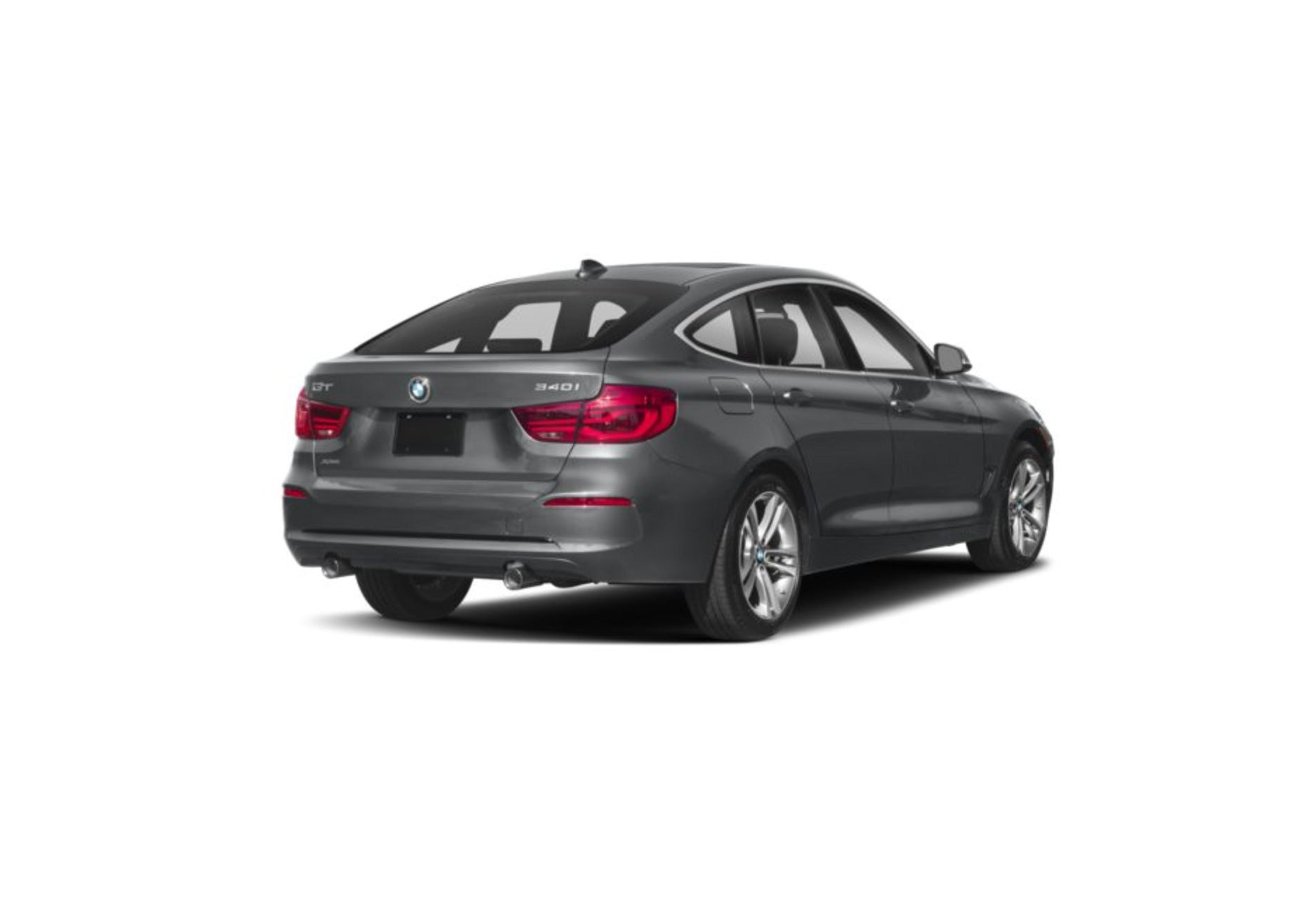 BMW 3 Series GT Hitch - MADE to be HIDDEN. Tailored trailer hitch ...