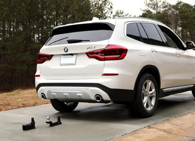 Hitch for BMW X3 | by Stealth Hitches