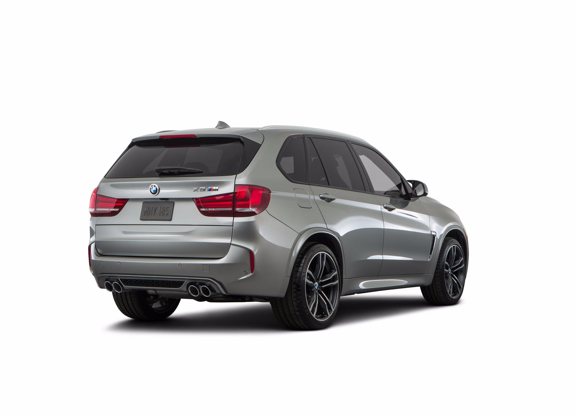 BMW X5 (E70) 2007 - 2013 - Stealth Hitches - The Hitch Made to