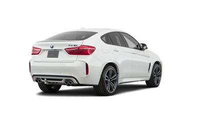 BMW X6M (F86) High Performance 2016 - Present - Stealth Hitches - The Hitch Made to be Hidden