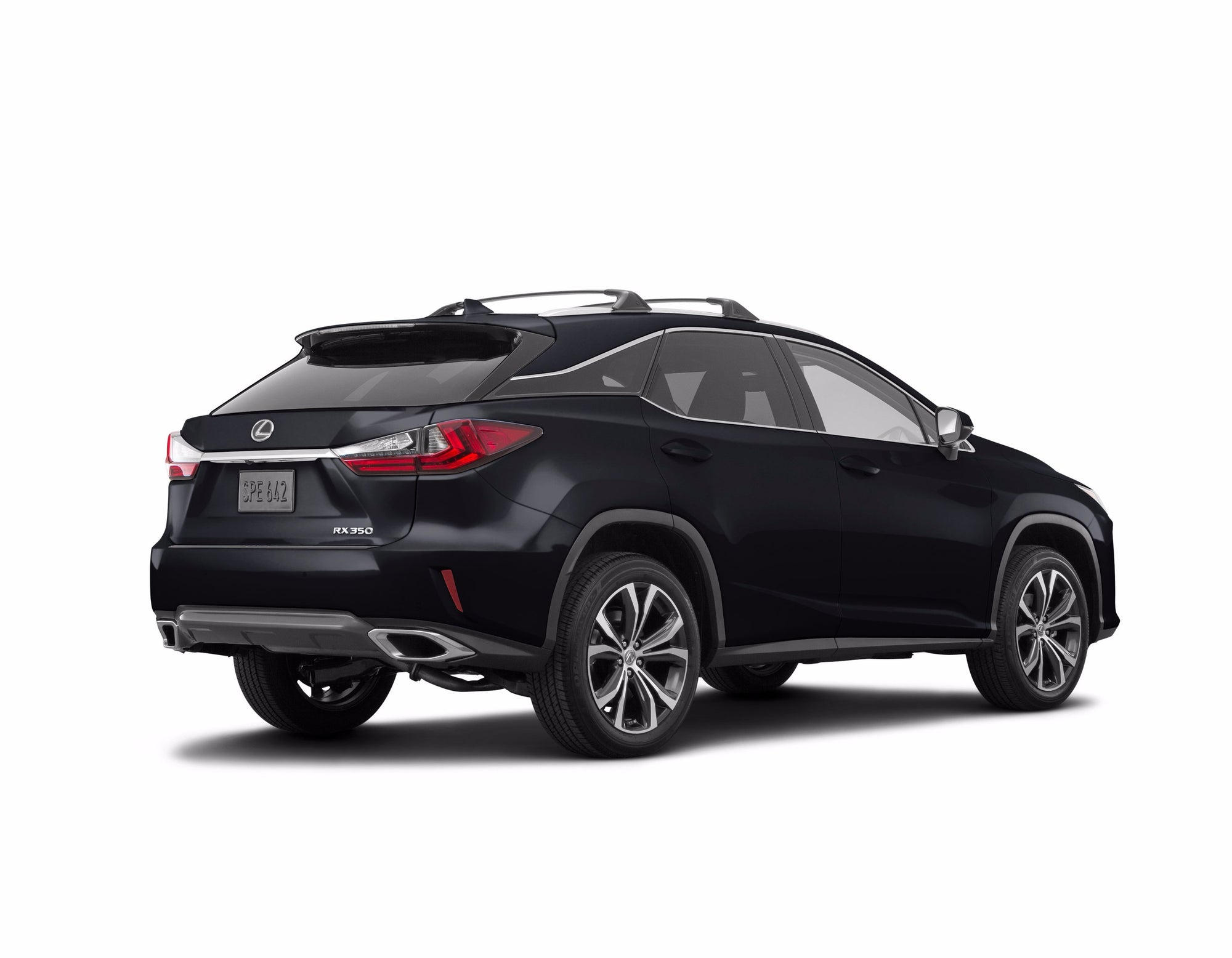 Lexus RX 350 (AL10) Hitch 2010   2015   Stealth Hitches   Premium Lexus