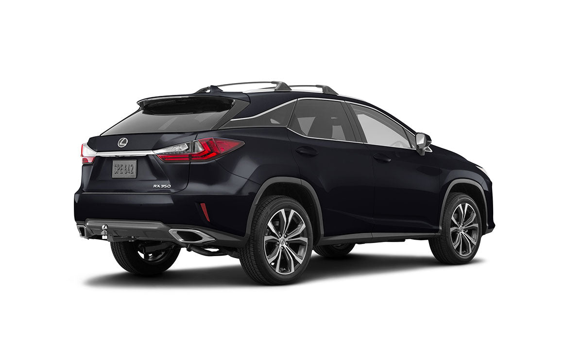 lexus rx 350 hitch made to be hidden increase tow capacity. Black Bedroom Furniture Sets. Home Design Ideas