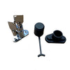 Lock Kit (cover & cap) - replacement parts