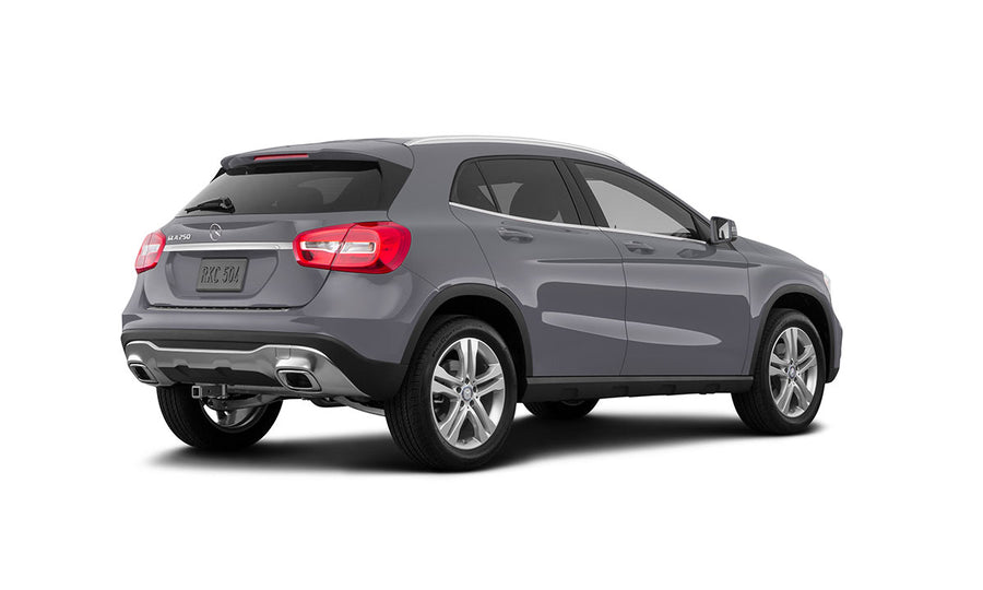 Mercedes GLA - 4 Matic Hitch 2014 - Present - Tailor made Mercedes GLA - 4 Matic trailer hitch