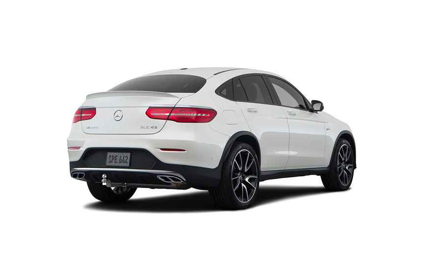 Mercedes GLC Coupe Hitch