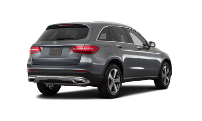 Mercedes GLE Hitch