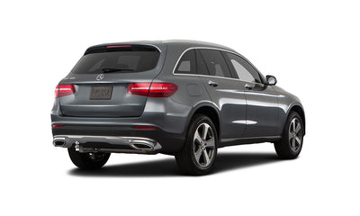 Mercedes GLE Hitch 2015 - 2017 - Stealth Hitches - Mercedes Trailer Hitch