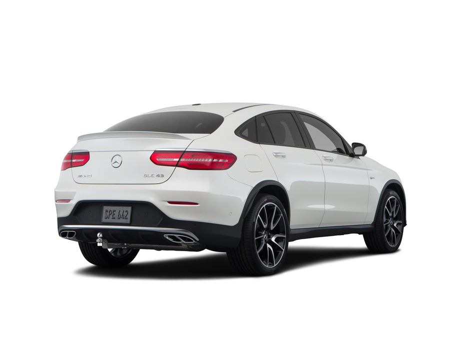 Mercedes GLE 43 Coupe 2015 - Present (Also Fits AMG 63)