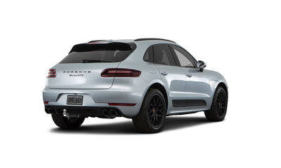 Porsche Macan Hitch for GTS 2014 - Present - Stealth Hitches - Premium Porsche Macan hidden hitch