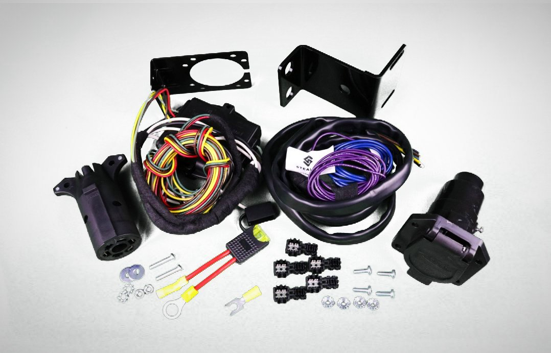 TOWING CONVERSION KIT SHT25025Stealth Hitches