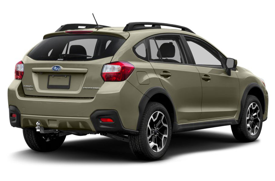Subaru Crosstrek Hitch | by Stealth Hitches