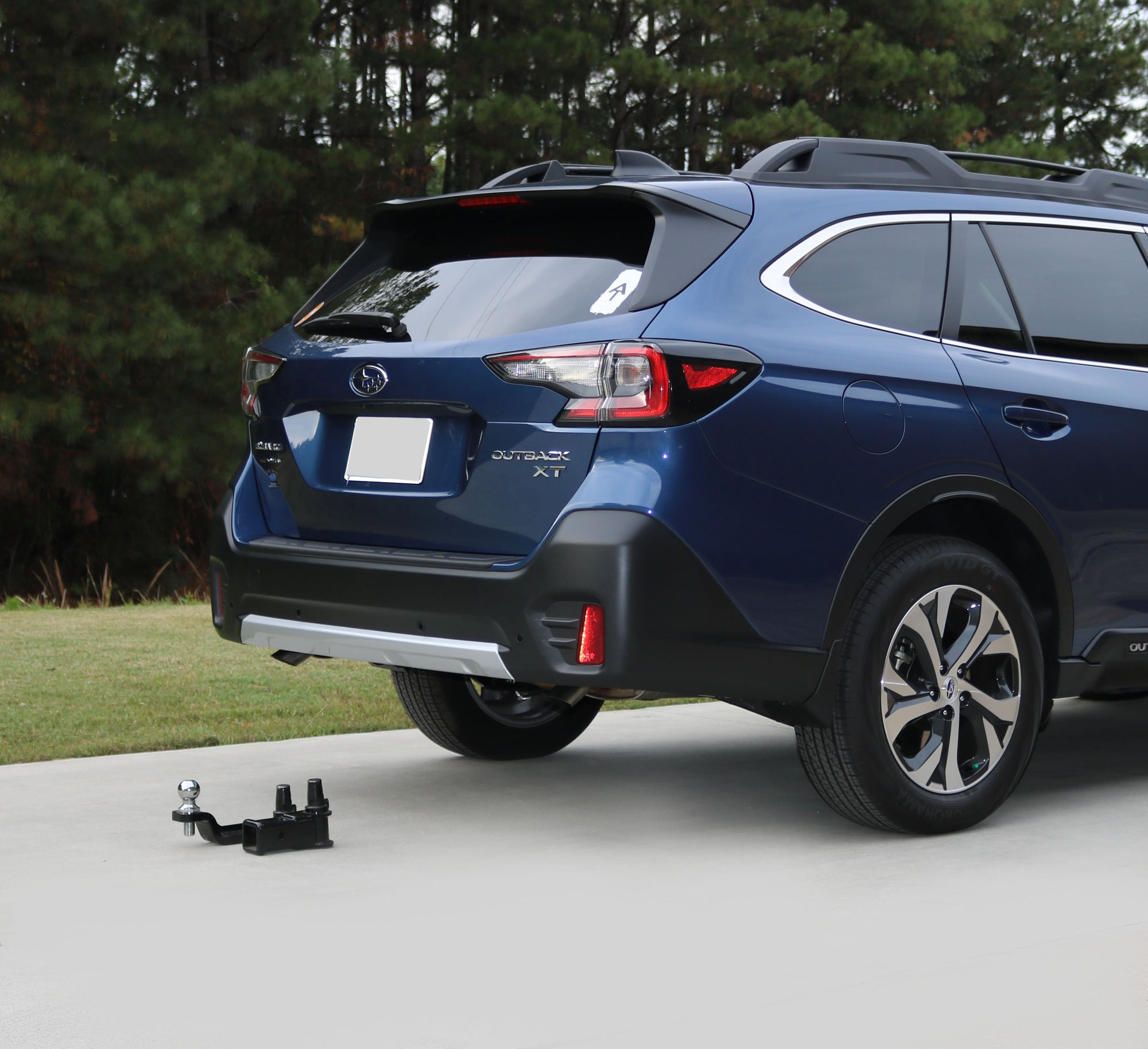 Subaru Outback Hitch | by Stealth Hitches | 2