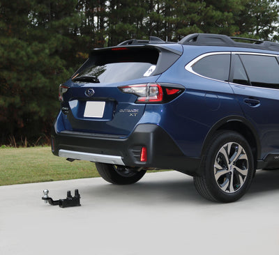 Subaru Outback Hitch | by Stealth Hitches